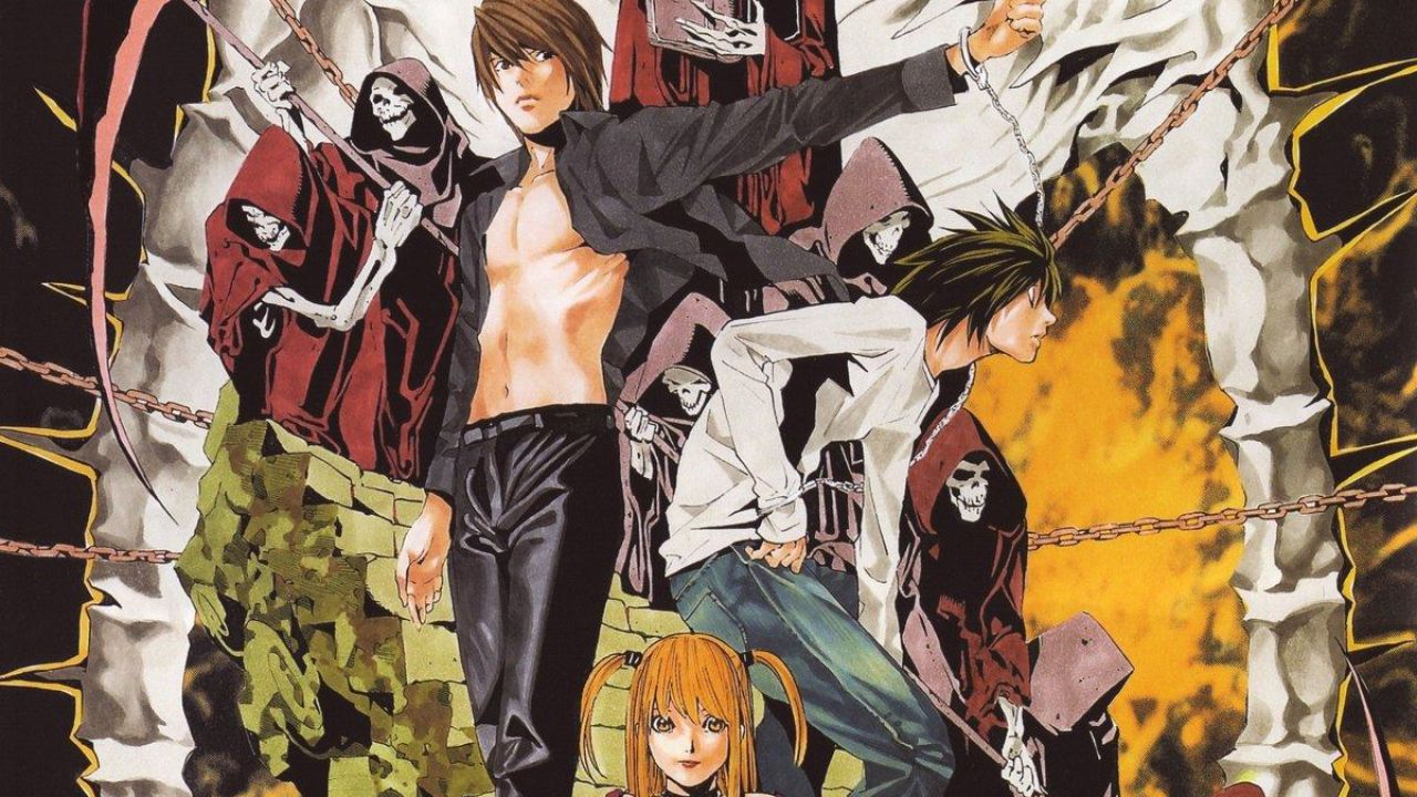 Svelata la data di uscita del nuovo capitolo di Death Note