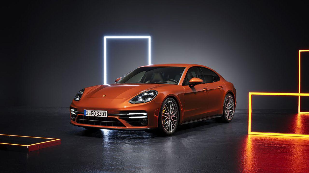 Svelata la Porsche Panamera 2021: tre nuovi allestimenti e succose novità