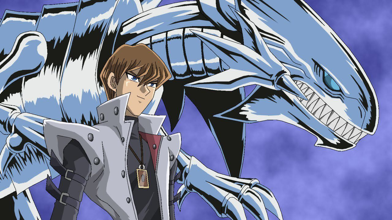 Svelata una splendida statua a tema Yu-Gi-Oh di Seto Kaiba e Drago Bianco Occhi Blu