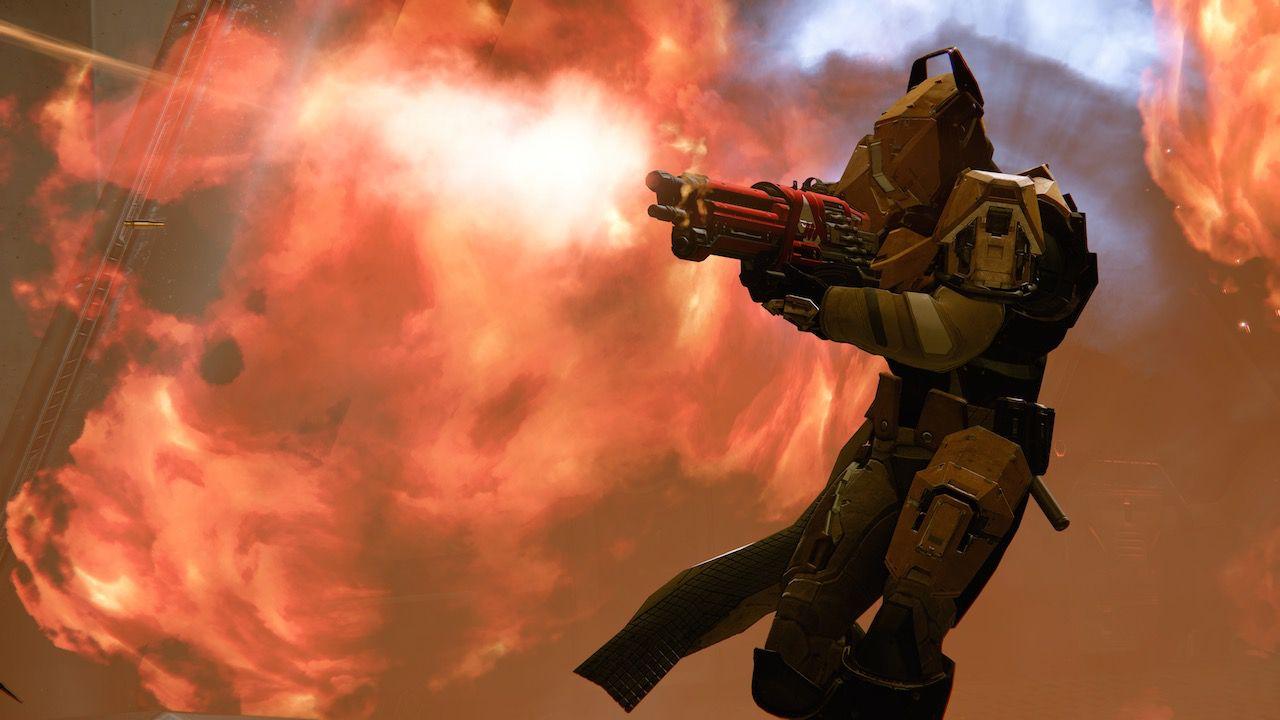 Svelati i contenuti esclusivi per console Sony di Destiny Il Re dei Corrotti