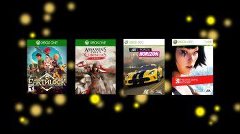 Svelati i Games with Gold per il mese di settembre