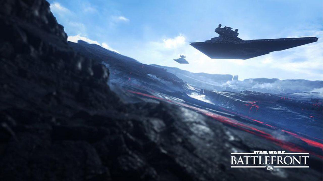 Svelati i nomi di alcune nuove modalità di Star Wars Battlefront