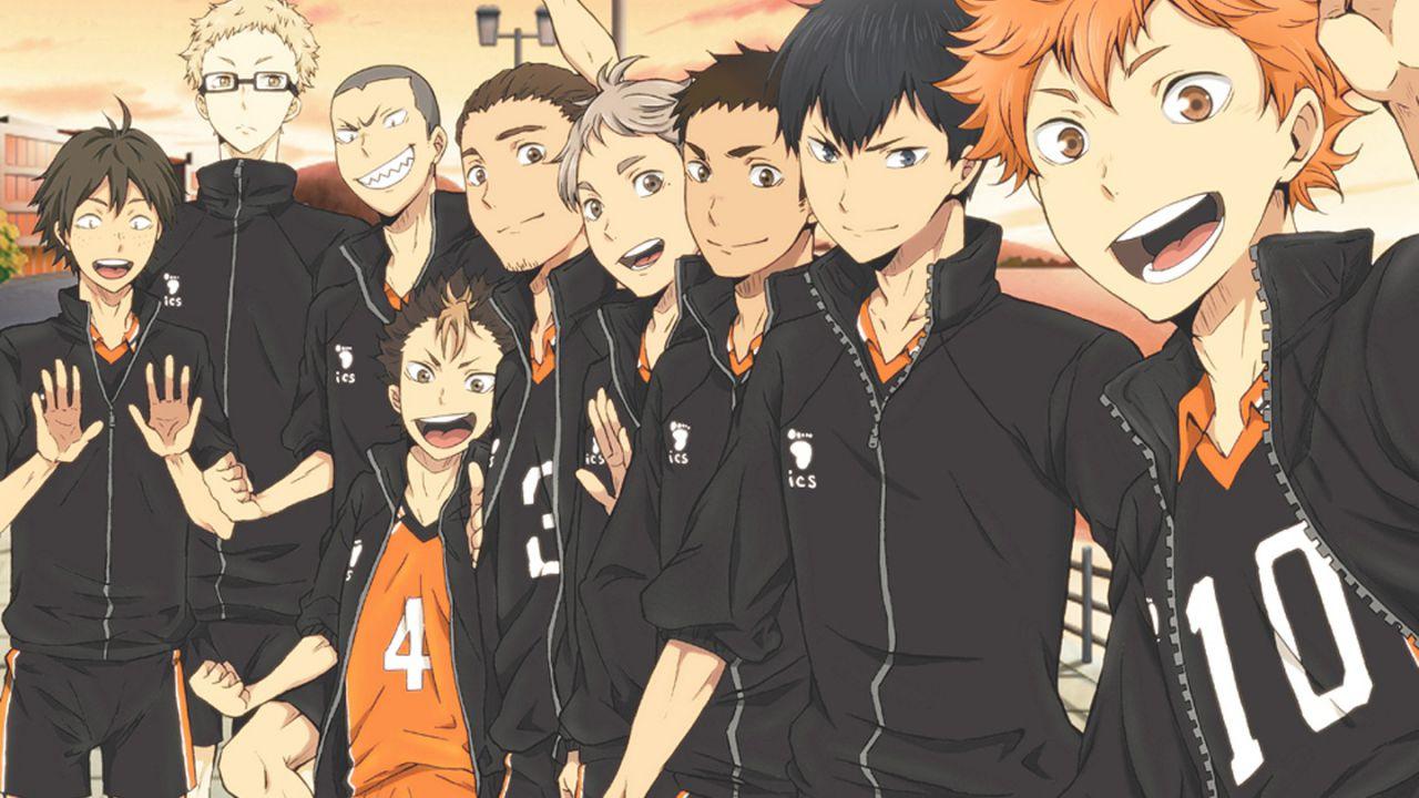 Svelati alcuni nuovi personaggi che appariranno nella quarta stagione di Haikyu!