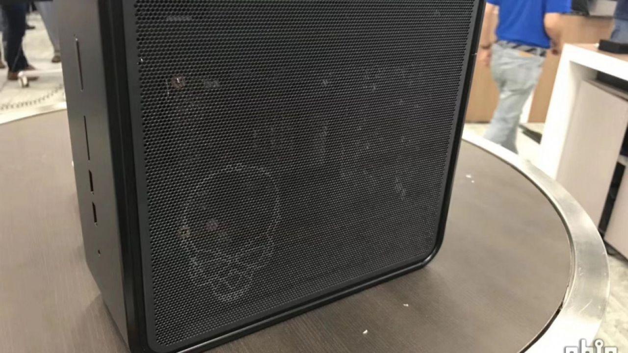 Svelato Intel NUC Quartz Canyon con CPU Xeon e scheda grafica di fascia alta