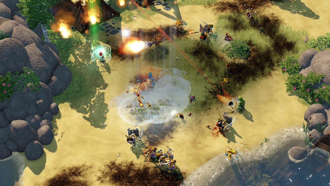 Svelato Magicka 2 nel palco dell'E3 di Sony