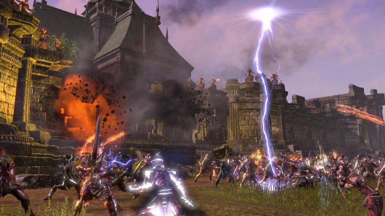Svelato il peso delle versioni PS4 e Xbox One di The Elder Scrolls Online
