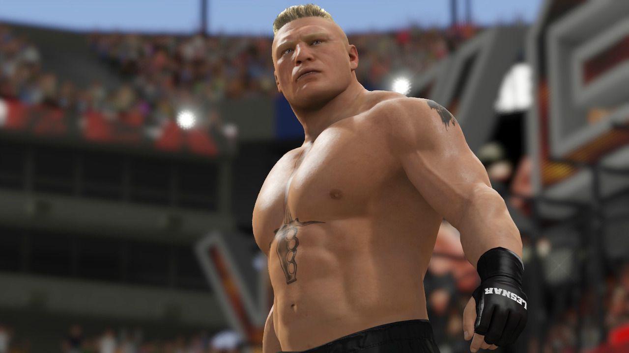 Svelato il roster completo di WWE 2K17