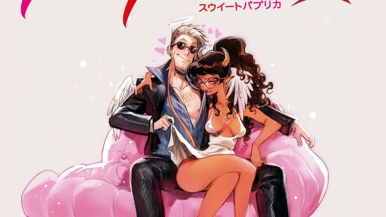 Sweet Paprika: il nuovo lavoro di Mirka Andolfo diventa un fumetto per Star Comics