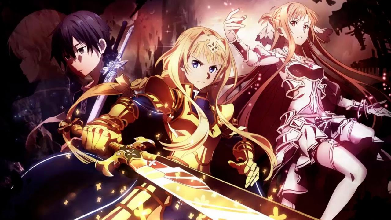 Sword Art Online: Alicization, Asuna versione Goddess Stacia prende vita in questo cosplay