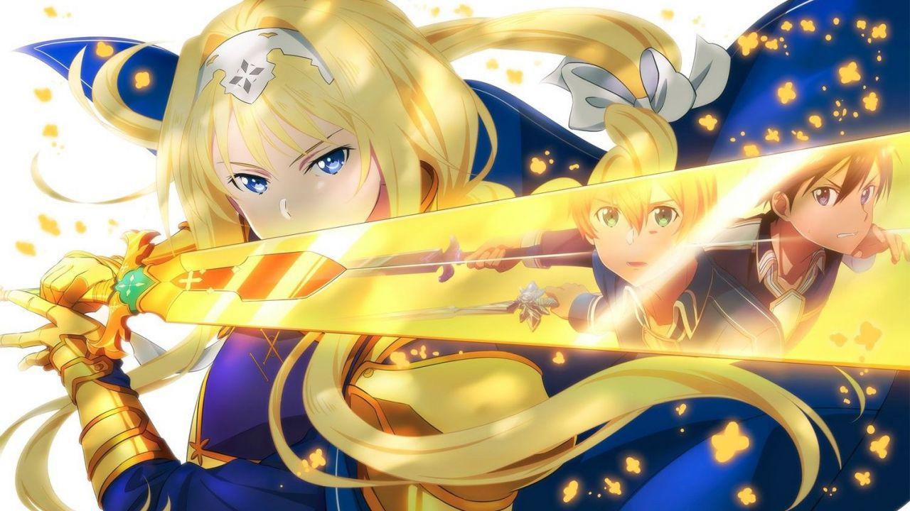 Sword Art Online Alicization: cosa sarebbe successo se Alice non si fosse ribellata?
