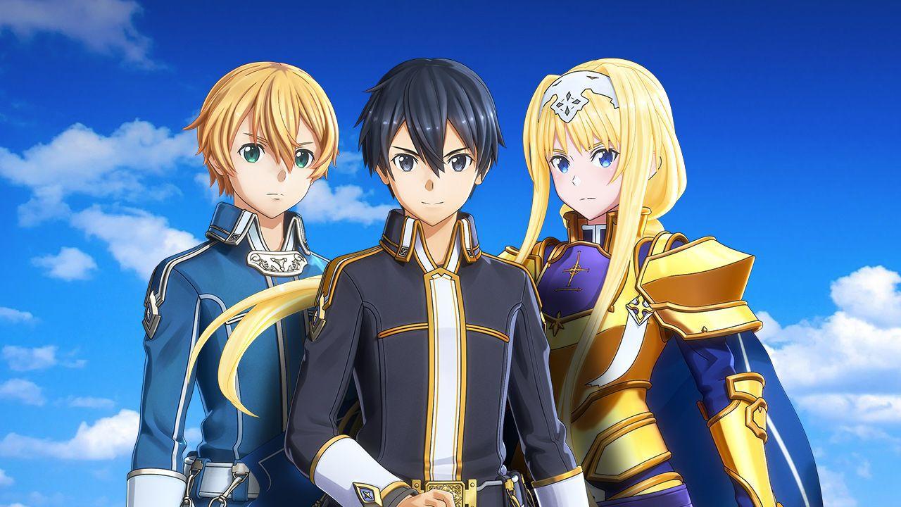 Sword Art Online Alicization torna a luglio insieme ad altri anime, ecco quali