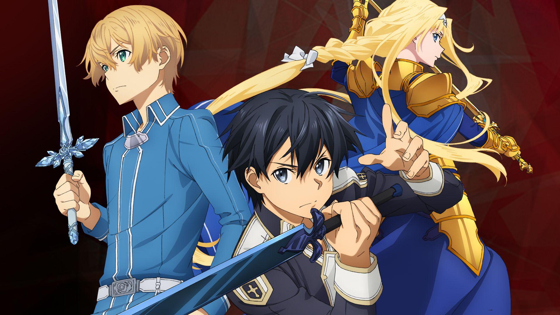 Sword Art Online: Alicization verrà presentato in ...