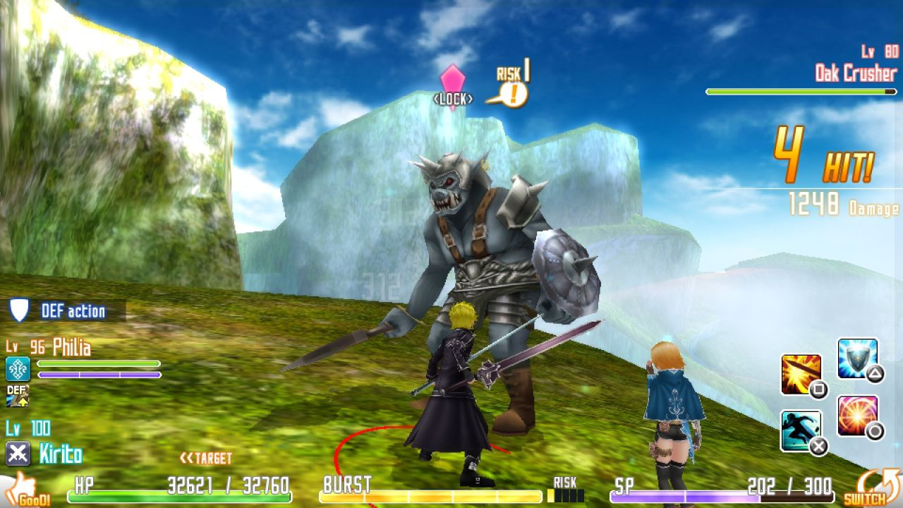 Sword Art Online: Hollow Fragment arriva in Nord America