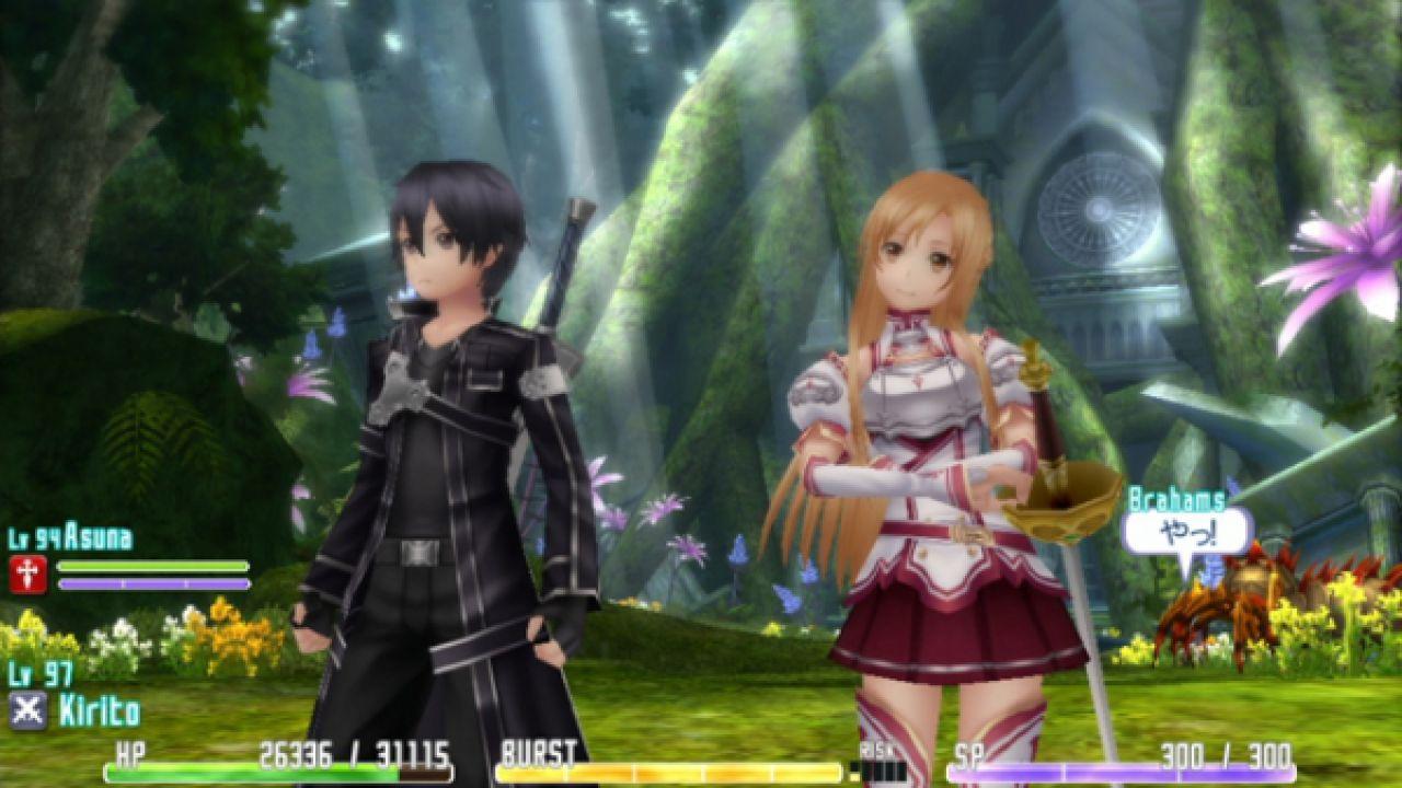 Sword Art Online: Hollow Fragment verrà tradotto nuovamente in inglese