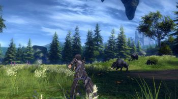 Sword Art Online Hollow Realization: Gameplay in lingua inglese