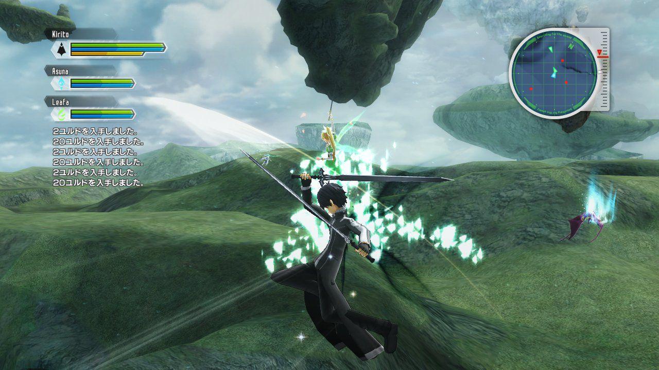 Sword Art Online: Lost Song - annunciata la localizzazione in lingua inglese