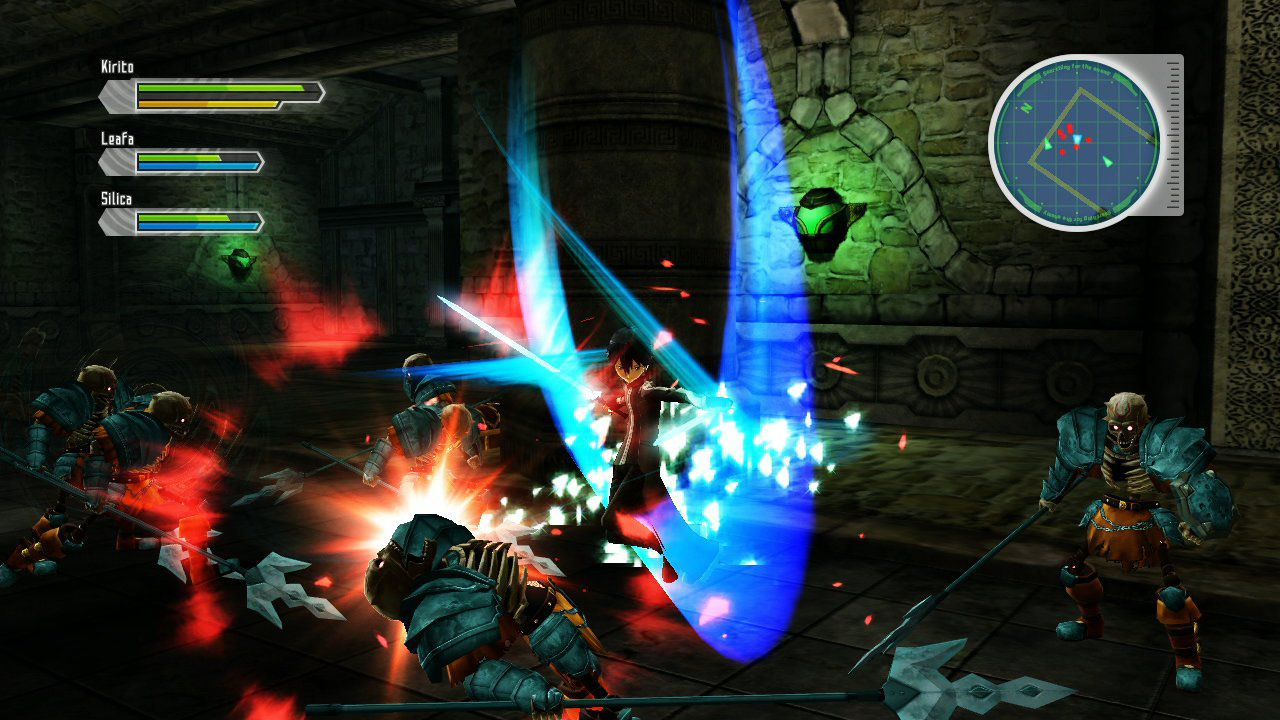 Sword Art Online Lost Song: Nuove immagini