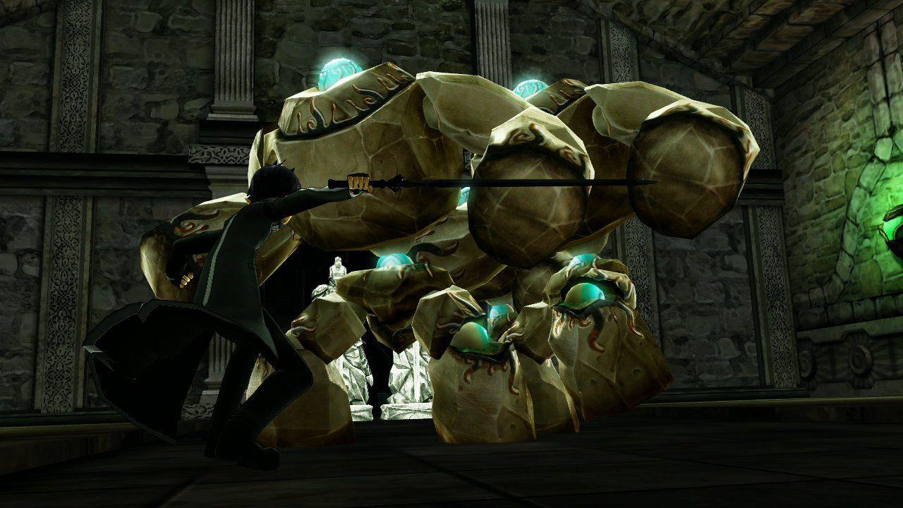 Sword Art Online: Lost Song, nuove immagini del gioco
