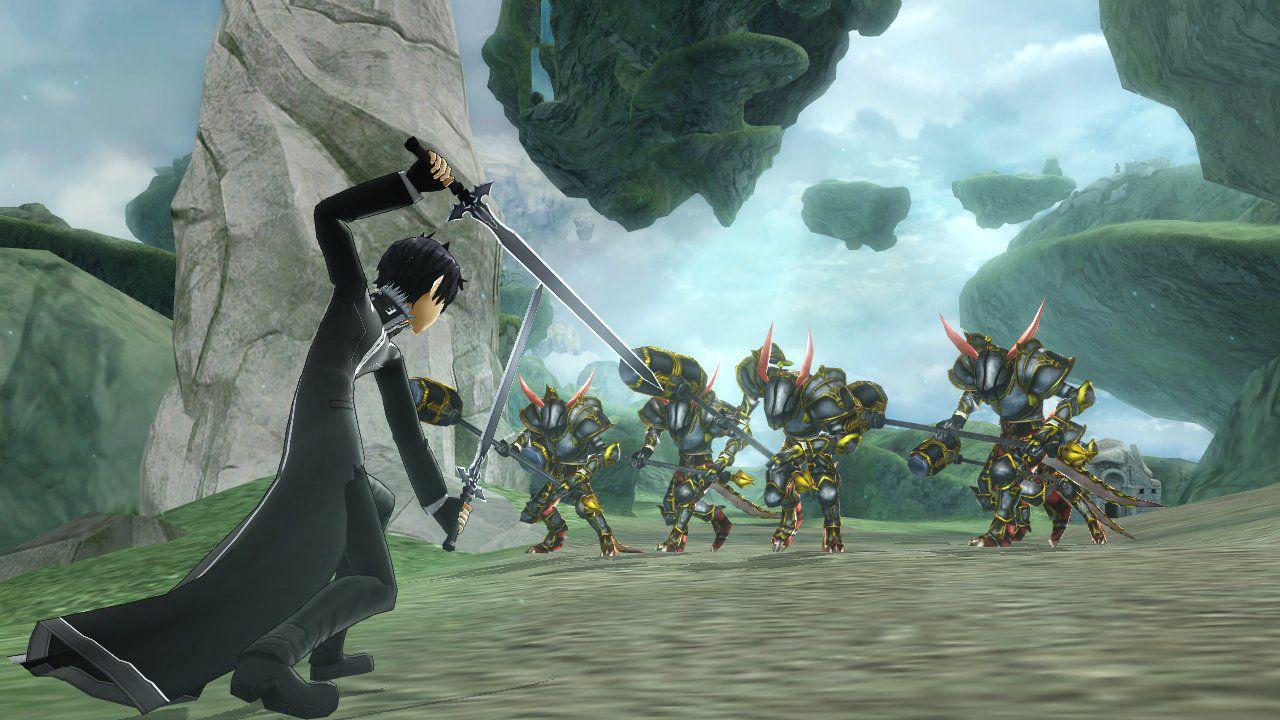 Sword Art Online Lost Song: nuovi dettagli sul gioco