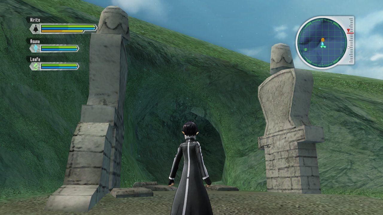 Sword Art Online: Lost Song, nuovi screenshot del gioco