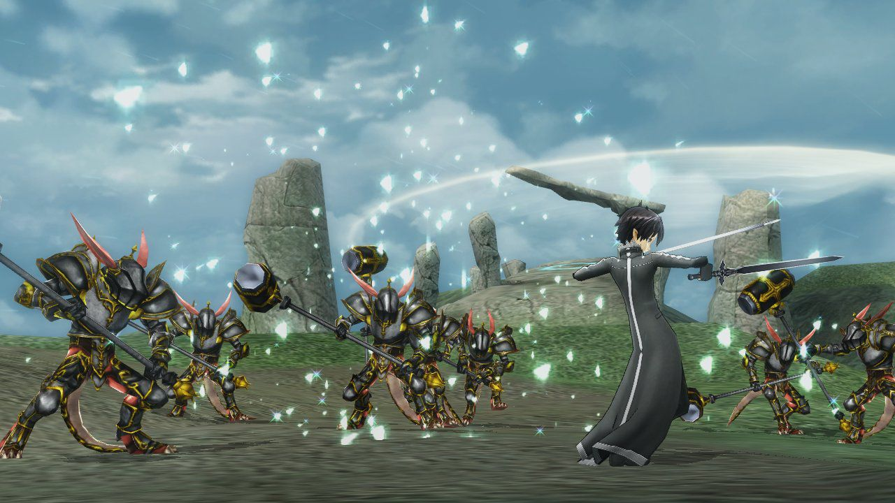 Sword Art Online Lost Song: nuovo video gameplay