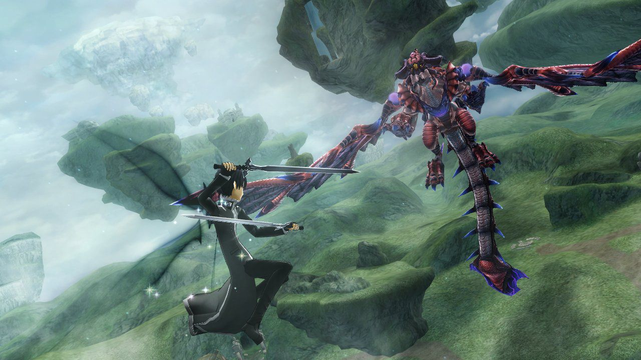 Sword Art Online: Lost Song si rivede in nuove immagini