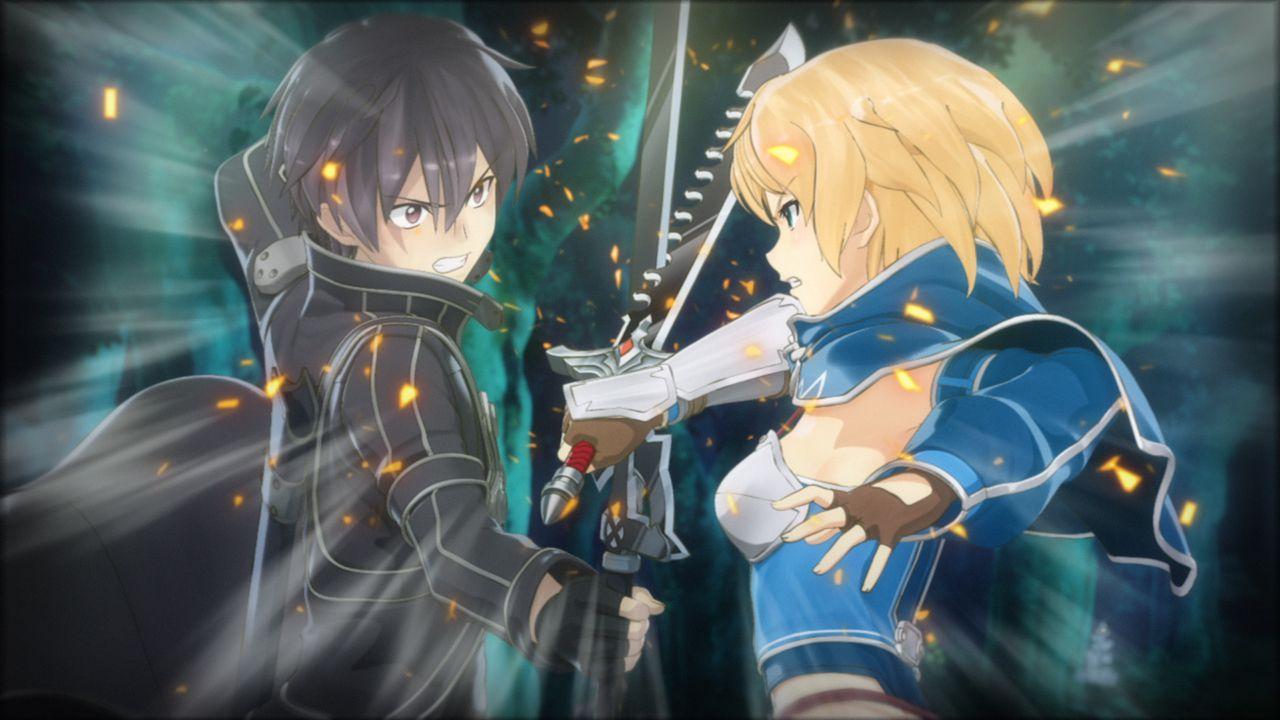Sword Art Online Lost Song ha una data di uscita europea