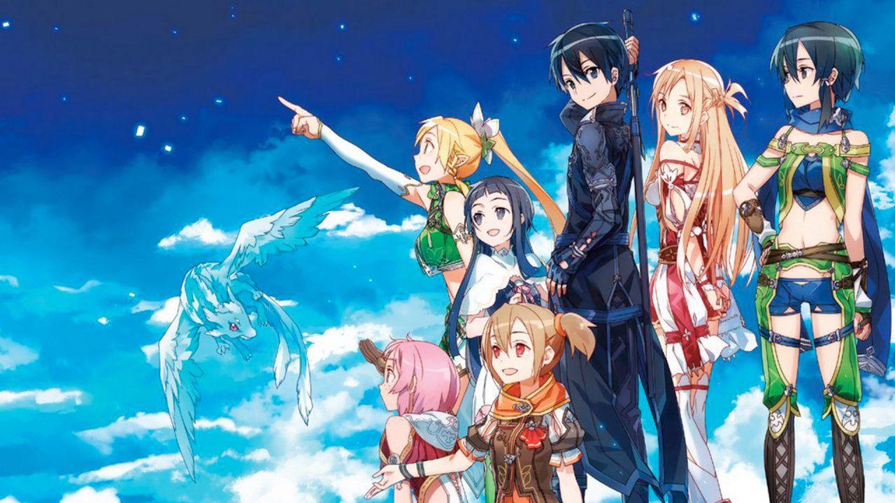 Sword Art Online: questo mese si terranno una serie di eventi in Realtà Virtuale