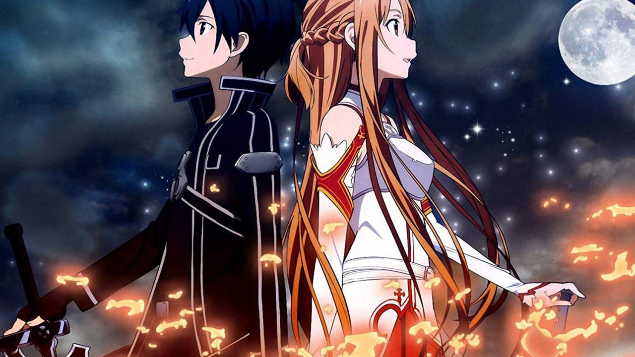 Sword Art Online Progressive: scopriamo come Kirito si è innamorato di Asuna