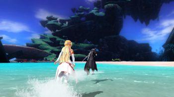 Sword Art Online Re Hollow Fragment: trailer, gameplay e immagini dall'E3