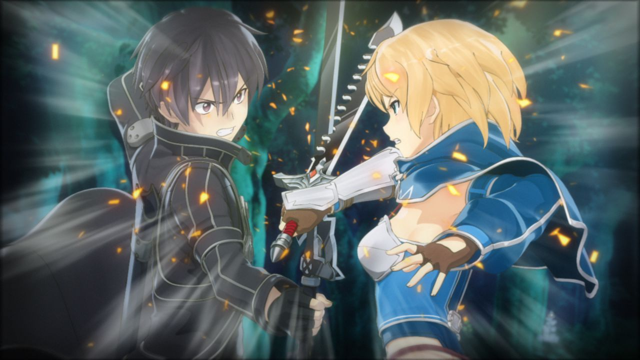 Sword Art Online Re:Hollow Fragment uscirà ad agosto
