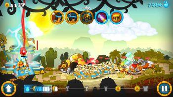 Swords & Soldiers HD: svelato il peso del gioco