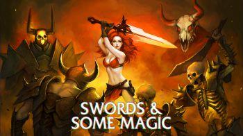 Swords & Some Magic annunciato in video su PC, iOS, Android e PSVita