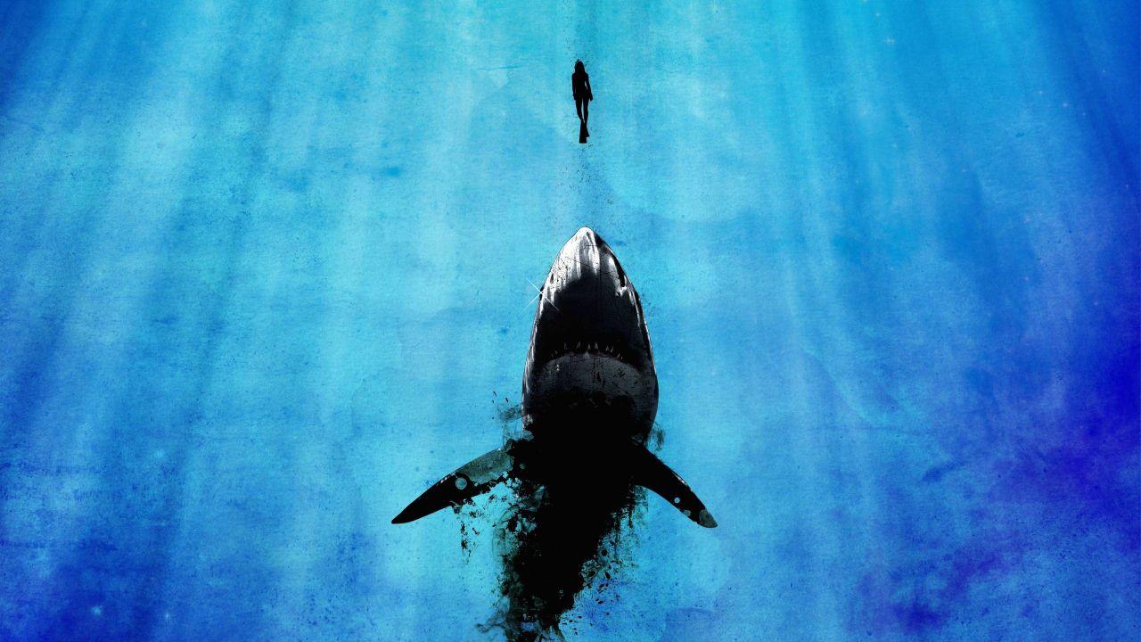 SYFY annuncia il sequel di Blu Profondo, il film horror con gli squali del 1999!