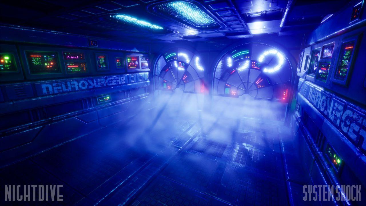 System Shock: pubblicate nuove immagini del remake