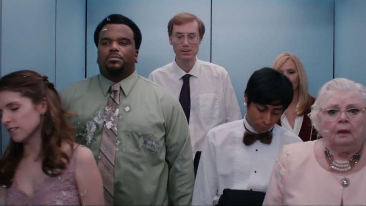 Table 19: diffusi in rete trailer e poster della pellicola con Anna Kendrick