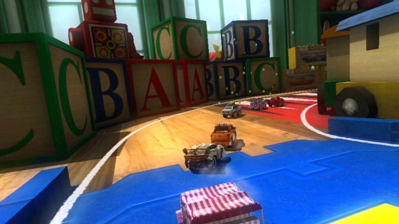 Table Top Racing: World Tour è esclusiva temporale Playstation 4