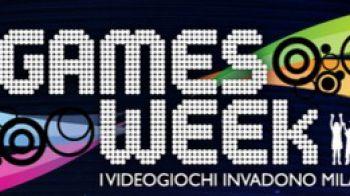 Taglio del nastro Games Week 2013 con Nolan Bushnel