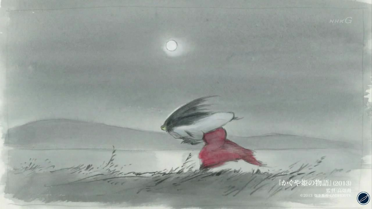 Tale of the Bamboo Cutter, il film animato di Isao Takahata ad Annecy 2014