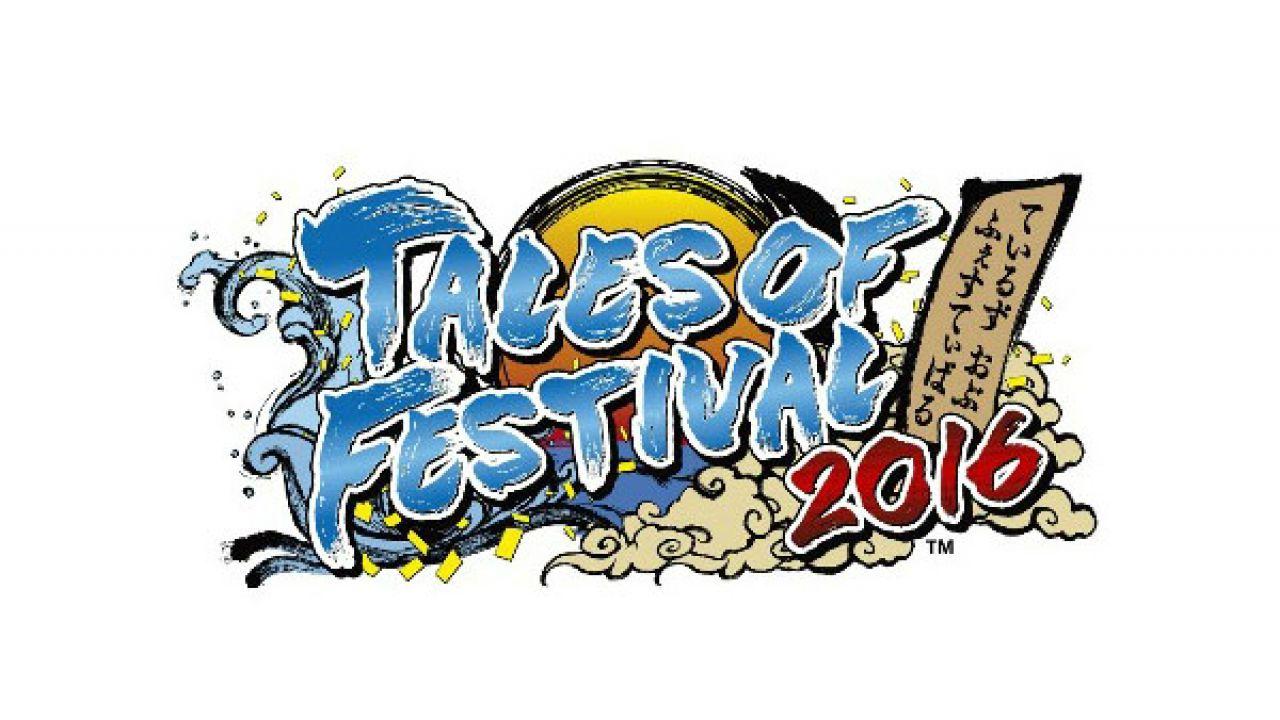 Tales of Festival, annunciate le date dell'edizione 2016