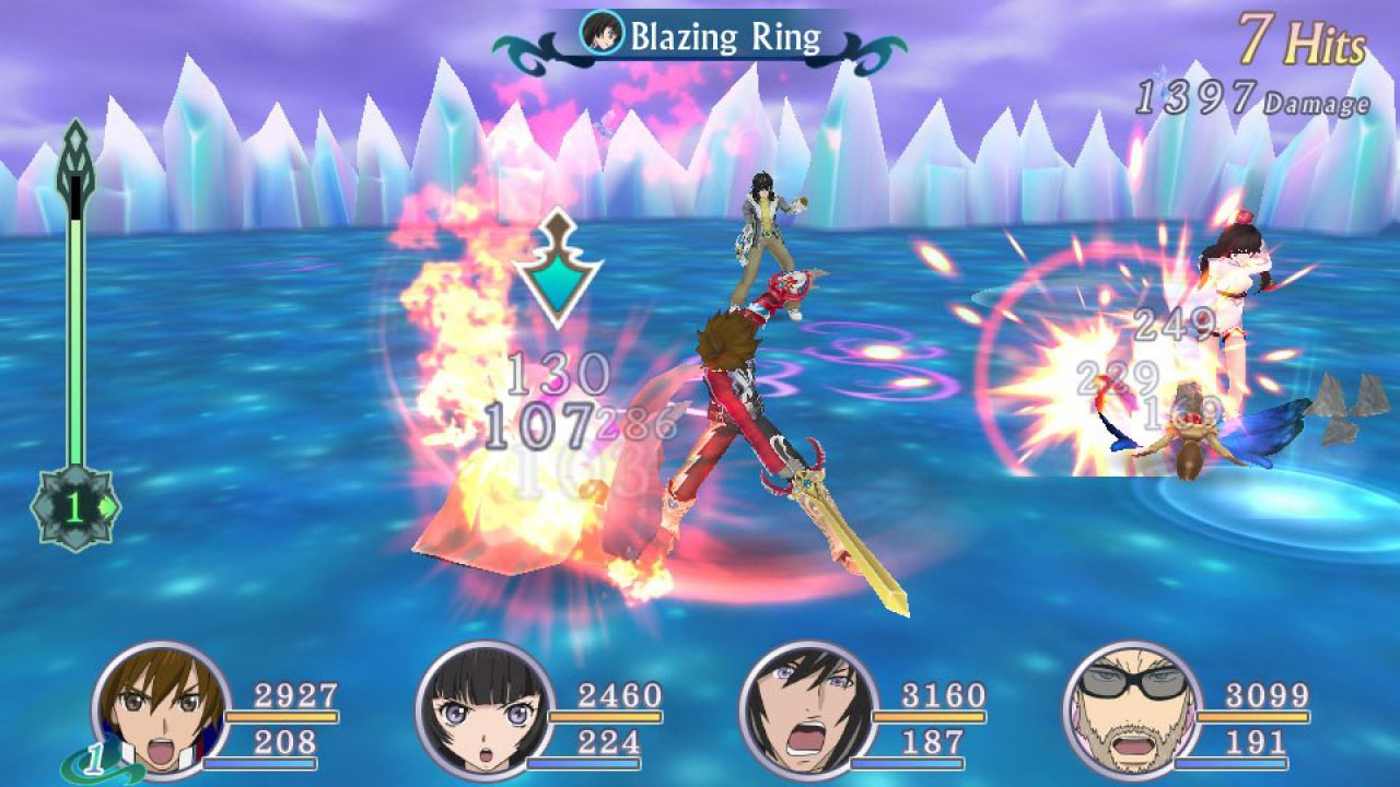 Tales of Hearts R: nuovi video gameplay