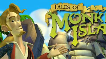 Tales of Monkey Island ora disponibile in versione iPhone