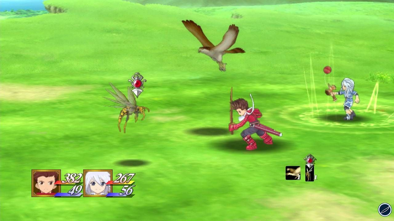 Tales of Symphonia Chronicles: 58 nuovi screenshot!