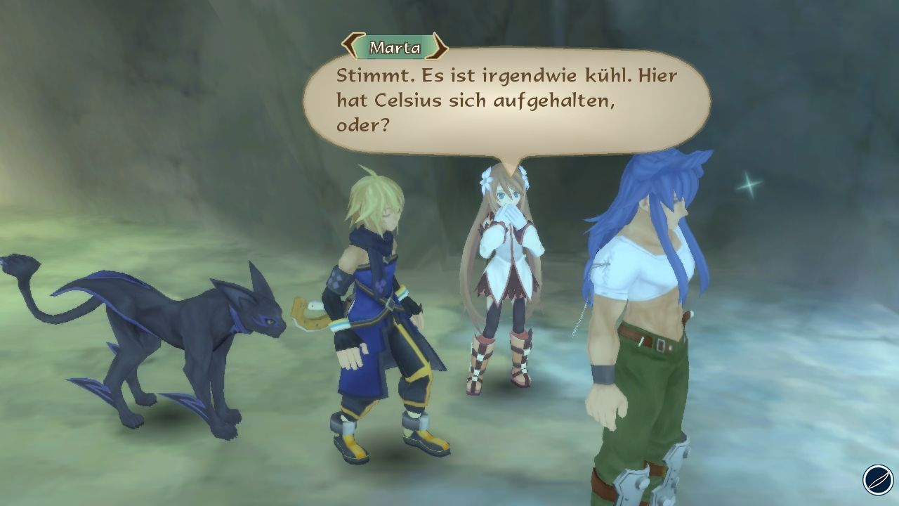 Tales of Symphonia Chronicles: video dedicato ad Emil