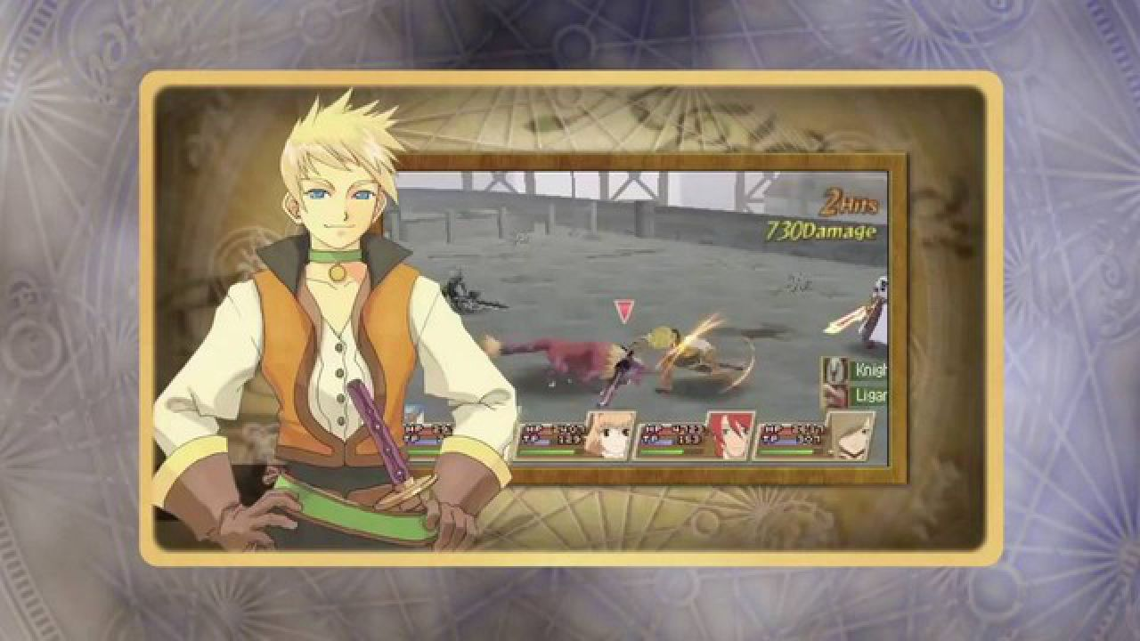 Tales of the Abyss 3DS: nuove immagini e trailer