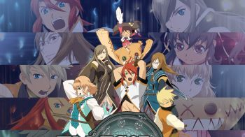 Tales of the Abyss disponibile in Europa su Nintendo 3DS
