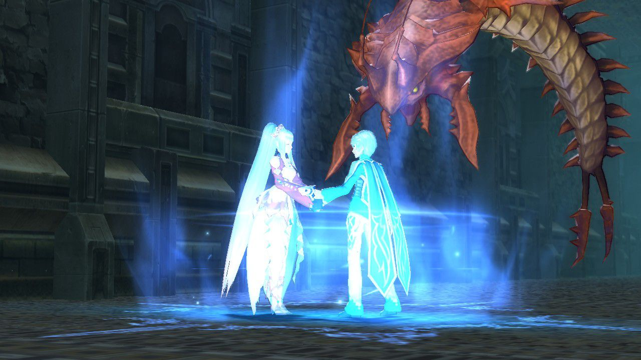 Tales of Zestiria: pubblicate due immagini off-screen