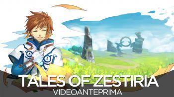 Tales of Zestiria: Trailer dal Jump Festa