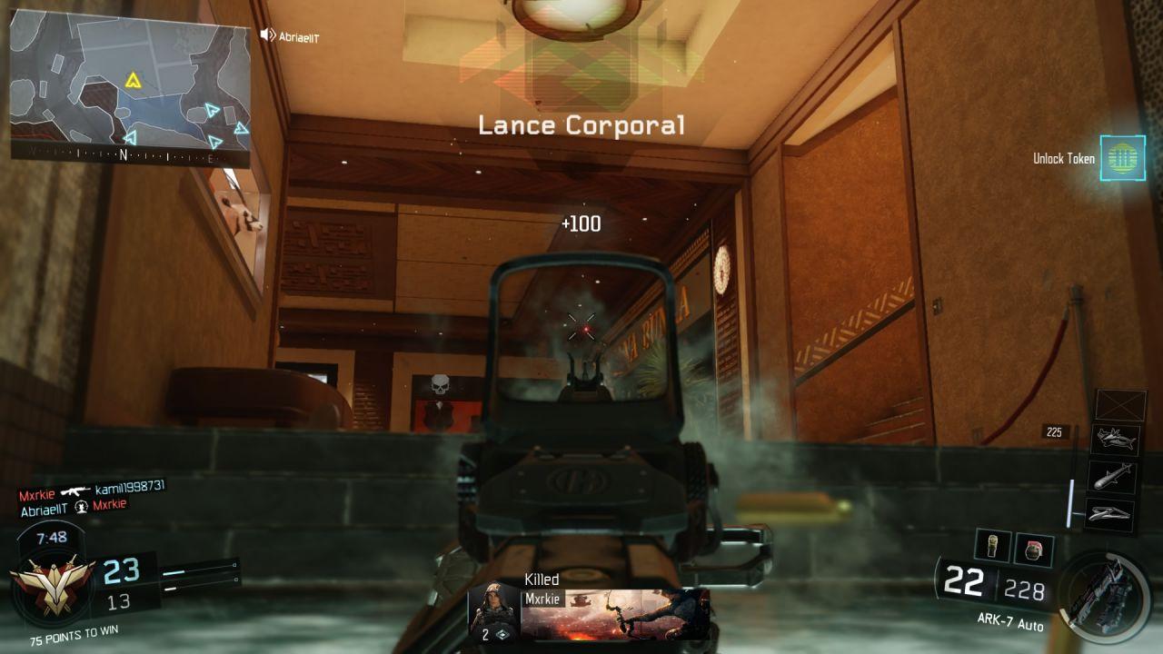 Tante immagini dalla beta multiplayer di Call of Duty: Black Ops III