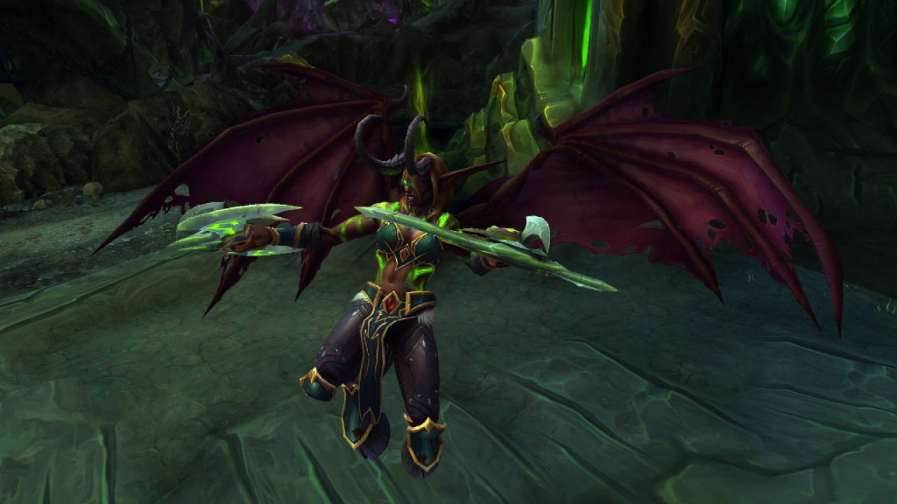 Tante immagini inedite per World of Warcraft Legion